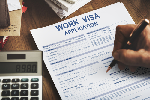 EB Visas are known as Employment Based Green Cards.